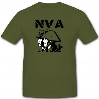 Nva Ddr Nationalen Verteidigungs Armee Deutsche Demokratisch - T Shirt #3217