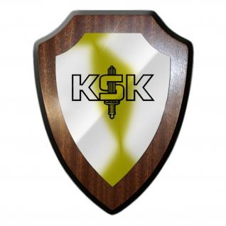 Wappenschild KSK Kommando Spezialkräfte BW Militär Heer Soldat Einheit #26545