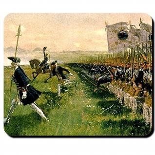 Preußen Linie Preußischer Linearangriff Schlacht Hohenfriedberg Mauspad #16161
