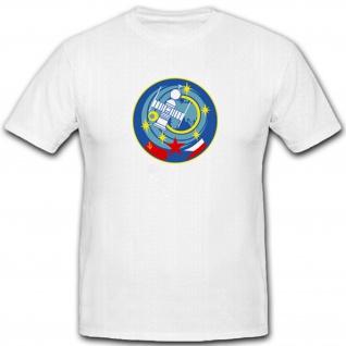 Soyuz 28 Wappen Abzeichen Emblem Russland Tschechien Sowjetunion - T Shirt #4255