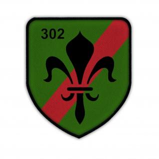 Patch PzGrenBtl 302 Panzergrenadierbataillon Wappen Abzeichen Reservist #16859