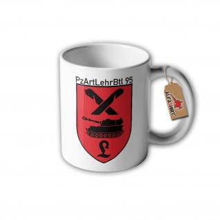 Tasse PzLehrBtl 95 BW Panzerartillerielehrbataillon Wappen Deutschland #30420