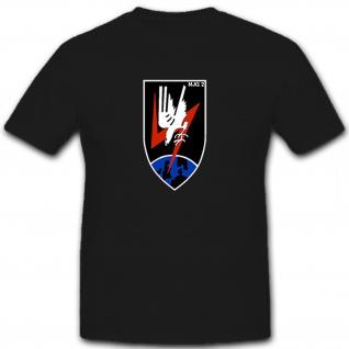 Nachtjagdgeschwader 2 NJG 2 Wh Wk Militär Wappen Abzeichen - T Shirt #12553