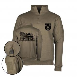 Tactical Pullover GebPzBtl 8 Gebirgspanzerbataillon Pfreimd Hemd 2A6#35979