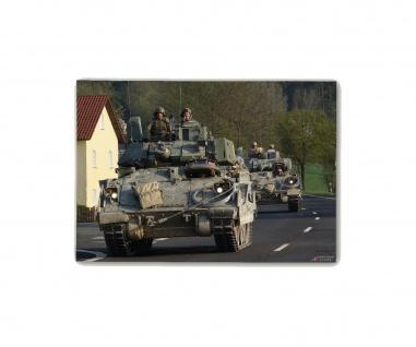Poster M&N Pictures Bradley APC CFV IFV Plakat Panzer Platoon ab30x21cm#30299