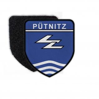 Patch Flugzeugführerschule Pütnitz Flugplatz Damgarten Wappen Luftwaffe #23978