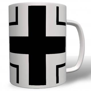 Balkenkreuz Panzer Marine Heer Bundeswehr Symbol Wappen Tasse #16489