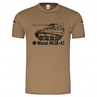 Wiesel Mk20 A1 Kettenfahrzeug Waffenträger Heer Panzer Gepanzertes #14807