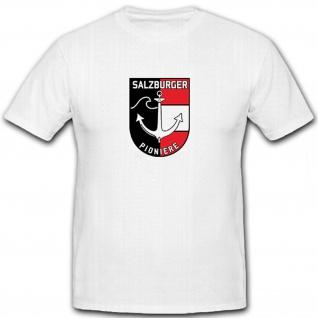 Salzburger Pioniere Pionierbataillon 2 AustrainArmy - T Shirt #5754