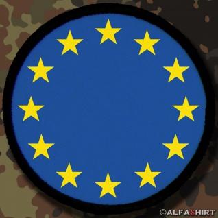 Patch / Aufnäher - EUFOR Europa Sterne Eu Force Europäische Union Wappen#7141
