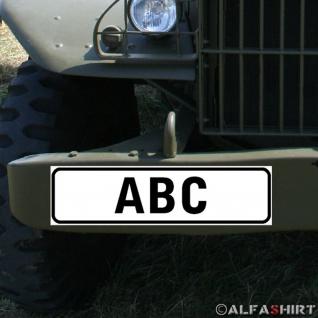 Magnetschild ABC Atomar Bigologisch Chemisch Abwehr Soldat Bataillon #A324