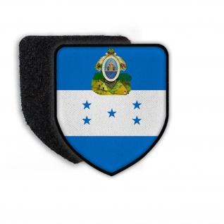 Patch Flagge von Honduras Aufnäher Land Wappen Flagge Landesflagge #21540