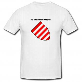 Infanterie Division Verband Deutschland Wh Heer Militär Wk - T Shirt Herren #746