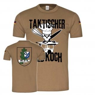 BW Tropen Taktischer Feldkoch Inst Kp 40 Koch Bundeswehr Bund Einheit #25092