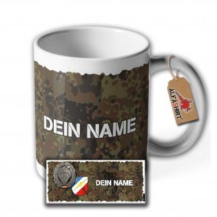 Tasse Cyber- und Informationsraum Personalisiert KdoCIR CIR Bundeswehr #34943