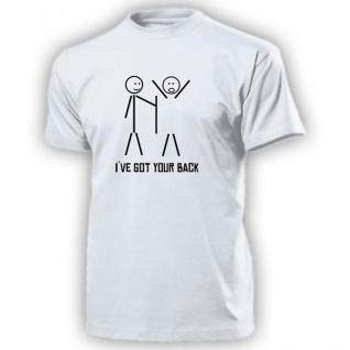 Funny Stickman Strichmann Strichmännchen Fun Spaß Humor - T Shirt #15835