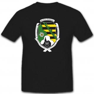 Deutschland Gebirgsjägerbataillon Bundeswehr Wappen Abzeichen - T Shirt #4077