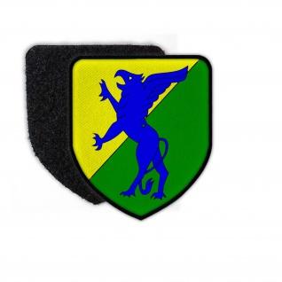 Patch 4 JgBtl 292 Jäger-Bataillon Bundeswehr BW Btl Abzeichen Wappen #24525