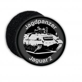 Patch Klett Flausch Jagdpanzer Jaguar 2 Panzer Bundeswehr Lenkflugkörper #22505