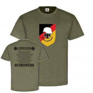 10 Gründe mit einem Soldaten Auszugehen Typ 2 Bundeswehr BW Militär #23027