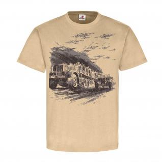 Deutsche Rüstung Halbkette Luftwaffe Heer Flugzeug Plakat Werbung T-Shirt #20445