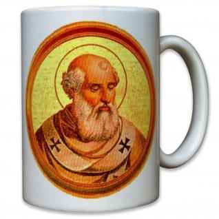 Papst Zacharias Vater Oberhaupt Christen Religion Bild - Tasse Becher #10734