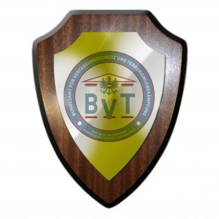 BVT Bundesamt Verfassungsschutz Terrorismusbekämpfung Wappenschild #17686
