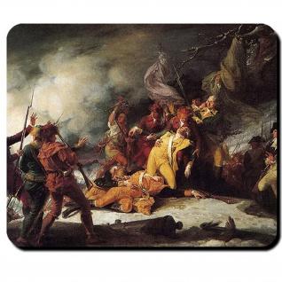 Hereward the Wake Englischer Krieger Wiederstandskämpfer Legende Mauspad #16241