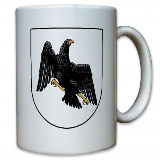 Provinz Preußen Preußen Adler Wappen Deutschland - Tasse Kaffee Becher #9517