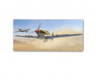 Poster rOEN911 Hawker Hurricane 11 Mk 2 Royal Air Force SAAF Luftwaffe #30392