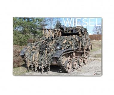Poster M&N Pictures Wiesel Panzer Bundeswehr Plakat 1A1 MK 20mm ab30x20cm#30269