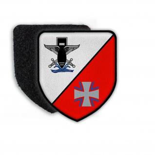 Patch AusbStp KpfmAbw EOD Bundeswehr Pionier Ausbildungsstützpunkt Wappen #21645
