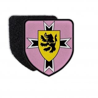 Patch PzBtl 303 Aufnäher Klett Panzerbataillon Bundeswehr Wappen Emblem#34639