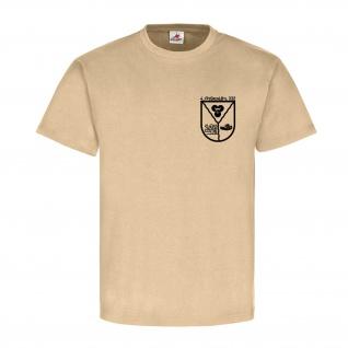 4. PzGrenBtl. 323 Weserdorf Panzergrenadierbataillon Bundeswehr - T Shirt #6615