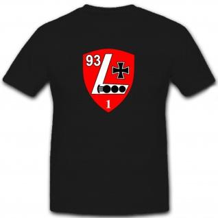 1. PzLehrBtl 93 Panzerlehrbataillon Panzer Lehr Bataillon Militär T Shirt #8781