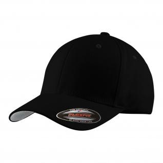 Flexfit Kappe Blanko Baseball Cap Mütze #0000-11