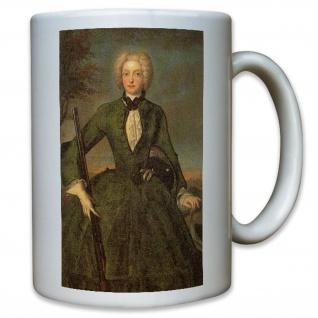 Maria Amalia Bayern Deutschland -Tasse Kaffee Becher #11884