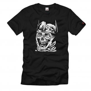 Schädel 13 Totenkopf Kult Serie Skull Humor Gothic - T Shirt #766