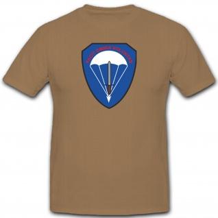 1 Kommando Kompanie Ksk Kommando Spezialkräfte Bundeswehr Wappen - T Shirt #2871