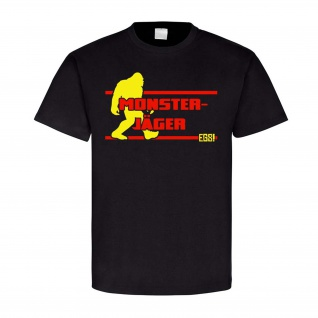 Monsterjäger EGS Spass Humor Fun Fan Big Foot Sasquatch #24183