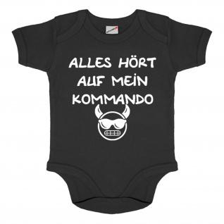 Baby Body Kommando alles hört aufs Baby Eltern Unterhaltung Fun #34556