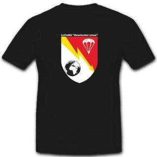 LLFmBtl Fernmeldebataillon Bundeswehr Wappen Abzeichen Einheit T Shirt #3367