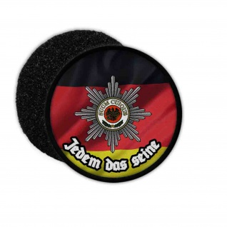 Patch SUUM CUIQUE Bundeswehr Feldjäger Militär Polizei KdoFJgBw Kommando #32127