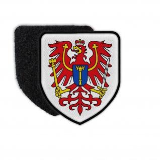Patch Mark Brandenburg Territorium Heiligen Römischen Reich Elbe Wappen #26661