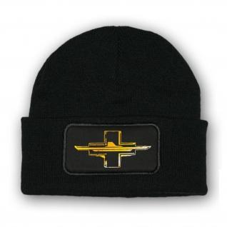 Mütze 10. Flotille U-Boot Unterseeboot deutsche Marine #12385
