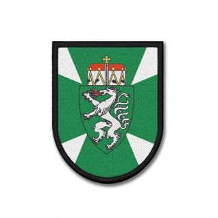 Patch Militärkommando Steiermark Bundesheer Truppe Wappen Einheit#37121
