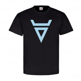 Veles Gott Symbol Logo Runen Russland Slawen Glauben Balkan T-Shirt #23655