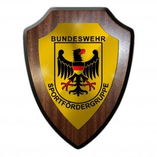 Wappenschild Sportfördergruppe der Bundeswehr SportFGrpBw Wappen Abzeichen#23316
