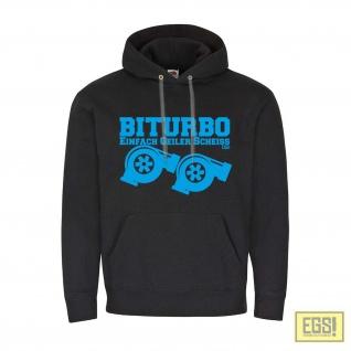 Biturbo EGS Einfach Geiler Scheiss Turbolader Abgasturbolader Auto Pick Up #24514