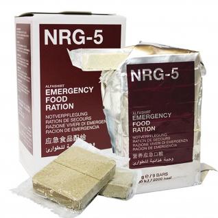NRG-5 Notverpflegung Notnahrung Army BW Prepper Survival Bear Katastrophe #18776